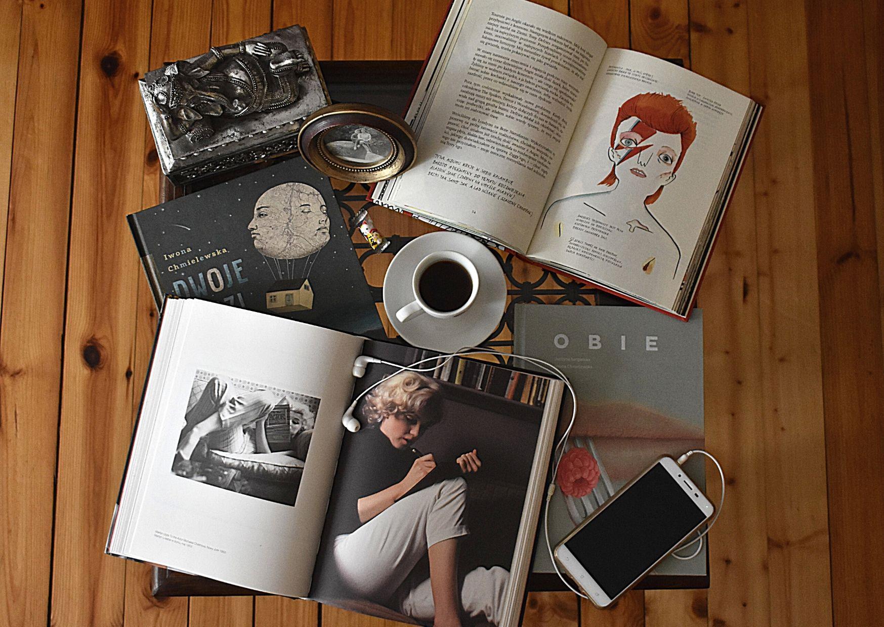 książki do kawy