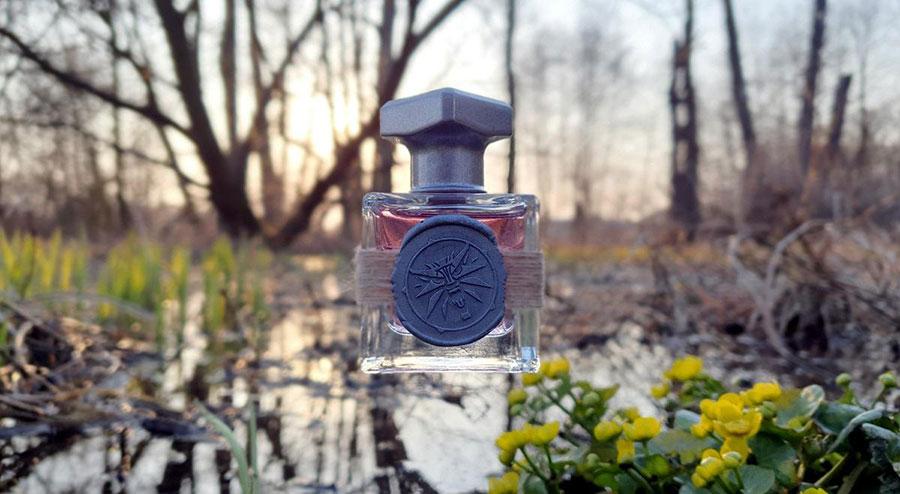 perfumy z książek